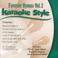 Karaoke Style: Favorite Hymns, Vol. 2