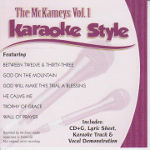 Karaoke Style: The McKameys, Vol. 1