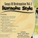 Karaoke Style: Songs of Redemption, Vol. 2