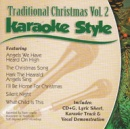 Karaoke Style: Traditional Christmas, Vol. 2 image