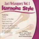 Karaoke Style: Jaci Velasquez, Vol. 1