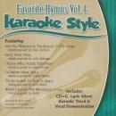Karaoke Style: Favorite Hymns, Vol. 4