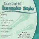 Karaoke Style: Natalie Grant, Vol. 1