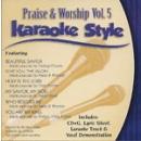 Karaoke Style: Praise and Worship, Vol. 5