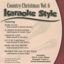 Karaoke Style: Country Christmas, Vol. 6