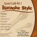 Karaoke Style: Jason Crabb, Vol. 1
