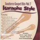 Karaoke Style: Southern Gospel Hits, Vol. 7