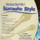 Karaoke Style: Christian Rock, Vol. 1