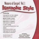Karaoke Style: Women of Gospel, Vol. 1
