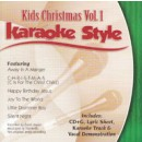Karaoke Style: Kids Christmas, Vol. 1
