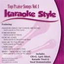 Karaoke Style: Top Praise Songs, Vol. 1